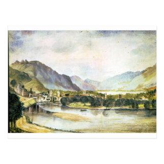 Staden av Trento av Albrecht Durer Vykort