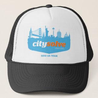 Staden löser Cityscape 2010 Truckerkeps