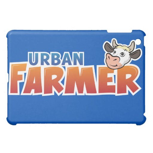 Stads- bonde iPad mini skydd