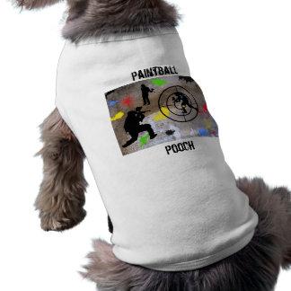 Stads- gerillasoldatPaintball Hundtröja