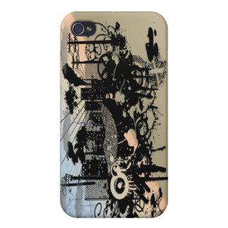 Stads- kaos /s iPhone 4 hud
