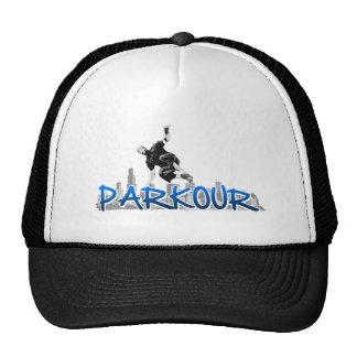 Stads- Parkour utrustar Keps