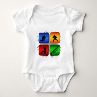 Stads- stil för fantastisk Paintball T-shirt