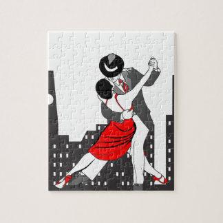 Stads- tango pussel