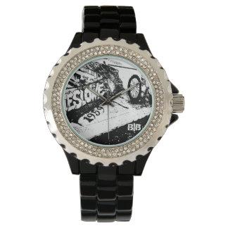 Stads- tider armbandsur