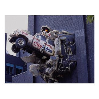 Stadsskåpbil, Toronto, Ontario, Kanada Vykort
