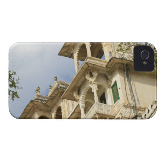 Stadsslott, Udaipur, Rajasthan, Indien iPhone 4 Fodral