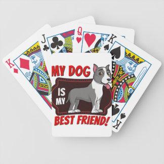 Stafford är min bästa vän spelkort