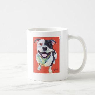 Staffordshire Terrier Kaffemugg