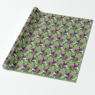 Staffordshire Terrier Presentpapper