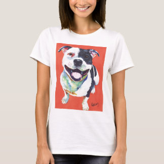 Staffordshire Terrier T-shirts