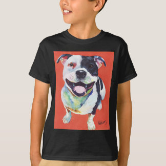 Staffordshire Terrier T Shirts