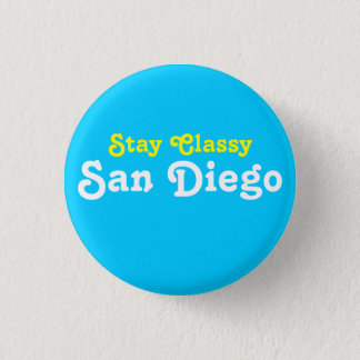 Stag flott San Diego Mini Knapp Rund 3.2 Cm