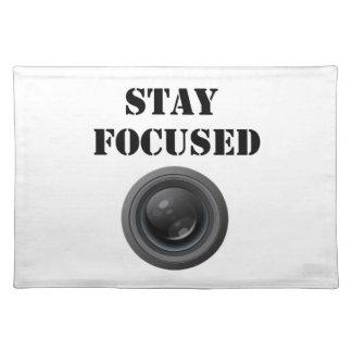 stag fokuserad bordstablett