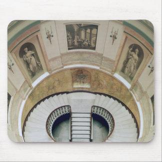 Stairwellen, byggd c.1776 musmatta