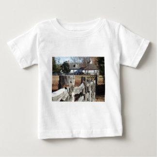 Staket i koloniala Williamsburg T-shirt