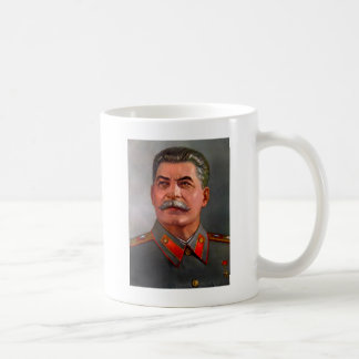 Stalin kommunism kommunistiska USSR CCCP Kaffemugg