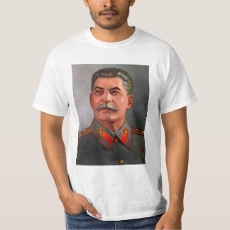 Stalin kommunism kommunistiska USSR CCCP T Shirts