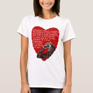 Stalker - rolig valentines day t-shirts