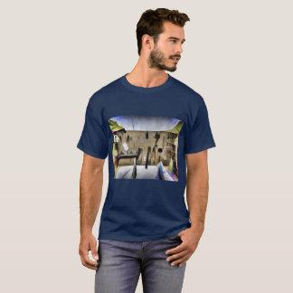 Ställe för snickareWoodworkerarbete T-shirts