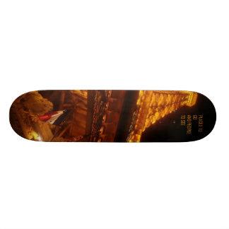 Ställen som går skateboard bräda 20 cm