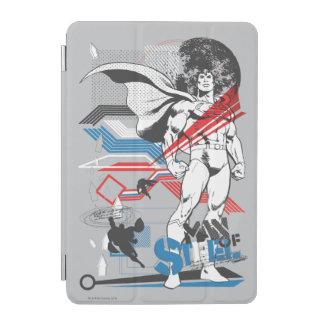 Stålman - absurd Collageaffisch iPad Mini Skydd
