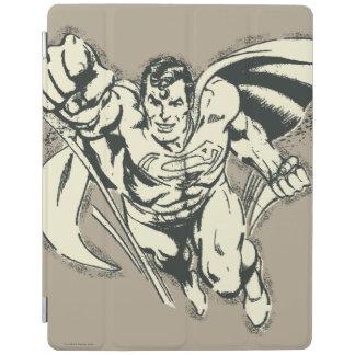 StålmanflygGrunge iPad Skydd