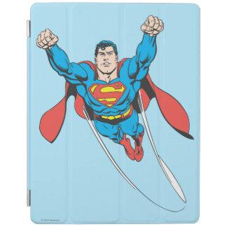 Stålmannen flyger framåtriktat 2 iPad skydd