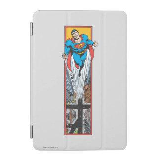 Stålmannen hoppar från gatan iPad mini skydd
