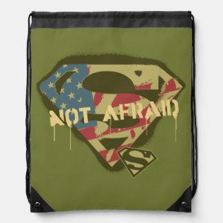 Stålmannen S-Skyddar | den inte rädda logotypen Gympapåse
