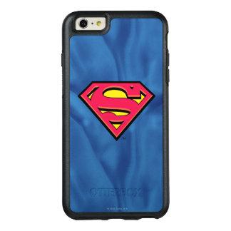 Stålmannen S-Skyddar den | klassikerlogotypen OtterBox iPhone 6/6s Plus Skal