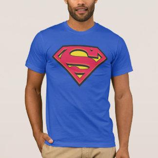 Stålmannen S-Skyddar den | klassikerlogotypen T-shirt