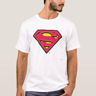 Stålmannen S-Skyddar den | klassikerlogotypen Tee Shirts