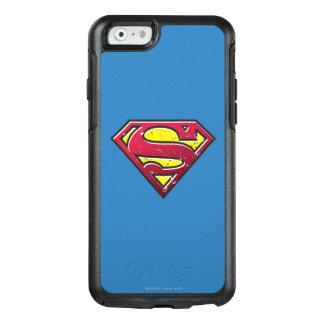 Stålmannen S-Skyddar den | skrapalogotypen OtterBox iPhone 6/6s Skal