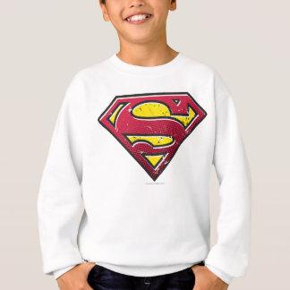 Stålmannen S-Skyddar den | skrapalogotypen Tee Shirts