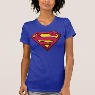 Stålmannen S-Skyddar den | smutslogotypen T Shirts