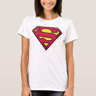 Stålmannen S-Skyddar den | smutslogotypen Tee Shirt