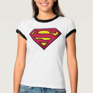 Stålmannen S-Skyddar den | smutslogotypen Tee Shirts
