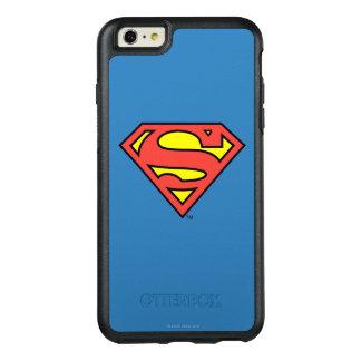 Stålmannen S-Skyddar den | stålmanlogotypen OtterBox iPhone 6/6s Plus Skal