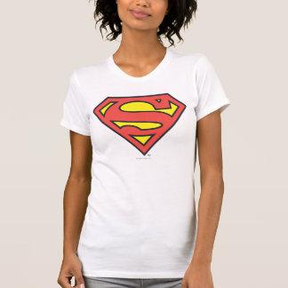Stålmannen S-Skyddar den | stålmanlogotypen T-shirt