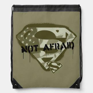 Stålmannen S-Skyddar inte rädd | - logotypen för Gympapåse