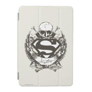 Stålmannen Stylized den   rättvisalogotypen iPad Mini Skydd
