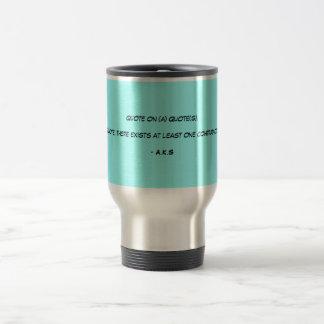 Stålsätta koppen för drinken för kaffevattenTea Resemugg