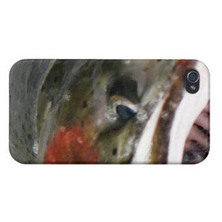 Stålsätta ögat iPhone 4 hud