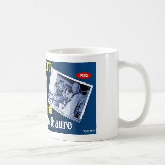 Stålsätta stadsdrive-inbio kaffemugg