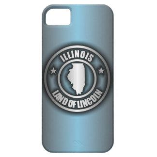 """Stålsätter Illinois"" iPhone 5 fodral (B)"