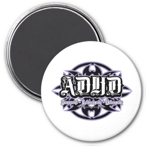 Stam- ADHD Magneter
