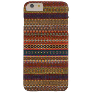 Stam- aztec mönster för vintage barely there iPhone 6 plus fodral
