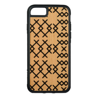 Stam- Carved iPhone 7 Skal