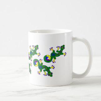 Stam- Geckosmugg Kaffemugg